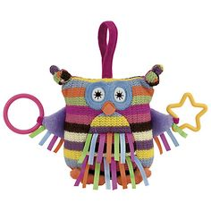 Buy Jellycat Hoot Owl Toy Online at johnlewis.com