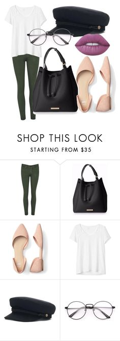 """CSL #1"" by sabiheja on Polyvore featuring Gap and Lime Crime"