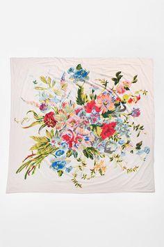 scarf Vintage floral