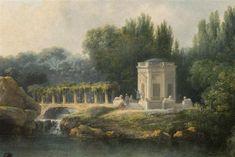 Tea at Trianon: The Belvedere at Petit Trianon