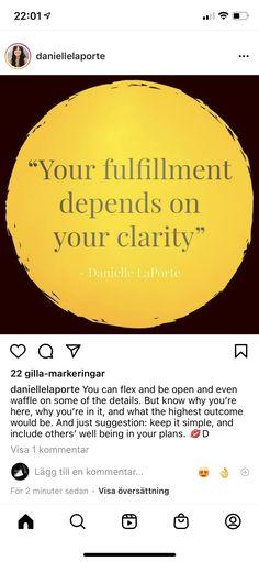 Depend On You, Danielle Laporte, Spiritual Transformation, Keep It Simple, Spirituality, Spiritual