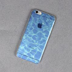 Fancy - Under Water Ripple iPhone Case Custom Iphone Cases 1f08e1e0ec514