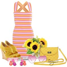 """""""Summer Outfit"""" by traceyj12 on Polyvore"""