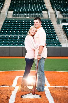 Baseball Field Engagement Shoot..but will be in the winter