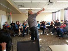 Acting Workshop w/ Gary Farmer