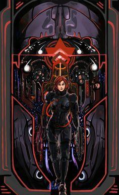 Mass Effect Universe Art Book | mass_effect_n7_day-by_splikitt-d6tga4q