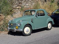 topolino | 1954 fiat 500-c topolino | pinterest | fiat cars and cars