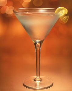 Vesper Martini - 13 To-Die-For Halloween Cocktails  on HGTV