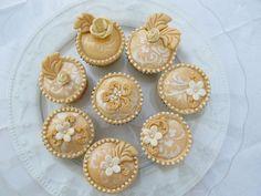 50th Anniversary Celebration Cupcakes — Cupcake Challenge 8