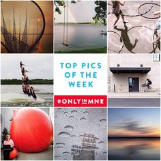 Experience the events, places and activities that can be found #OnlyinMN