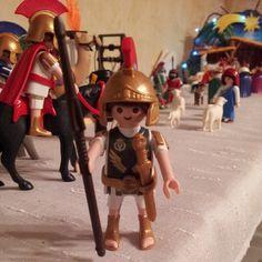 Nova adquisició #playmobil soldat #romano per al #Betlem comprat a #Madrid #clicks #Tortosa #terresdelebre #igersebre #famobil #Roma #home #goodmoments #family #Christmas #Navidad #Nadal #Nadal2014 #Navidad2014 #Christmas2014 #toys #juguets #joguines #juguetes