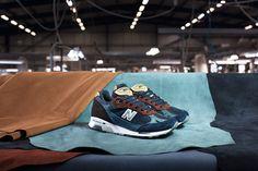 "New Balance MIUK ""Yard Pack"": Part 1 & 2 - EU Kicks Sneaker Magazine"