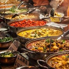 Must Have Desi Dishes For A Big Fat Indian Wedding