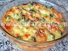 Legume gratinate la cuptor preparare reteta Egg Recipes, Baby Food Recipes, Salad Recipes, Cooking Recipes, Good Food, Yummy Food, Tasty, Romanian Food, Good Healthy Recipes