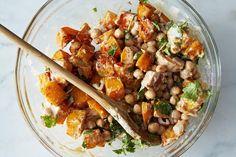 Moro's Warm Squash & Chickpea Salad with Tahini on Food52