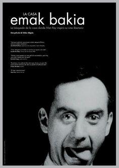 """Director: Oskar Alegria   Reparto: Documentary   Género: Documental   Sinopsis: El viaje que hace Oskar Alegria lo lleva tras la casa en la costa vasca donde vivió Man Ray, y donde filmó una película llamada Emak Bakia. Pero lo que impulsa a Alegria no es tanto """"documentar"""" sino """"explorar"""", y es así que al sumergirse en las huellas de (Super)Man ..."""
