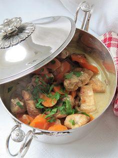 La cuisine d'ici et d'ISCA: Sauté de porc au cidre