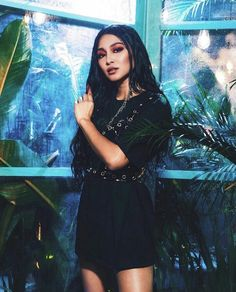 Megamagazine IG post Nov 10 2018 Nadine for MegaMagazine cover Nov 2018 issue Filipina Actress, James Reid, Nadine Lustre, Jadine, Best Actress, Girl Crushes, Skater Skirt, Beautiful Pictures, Mini Skirts
