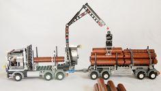 LEGO Ideas - Logging Truck