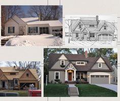 Sicora : Home Design & Building, my neighbor's house on Salem Ave