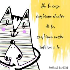 Italian Quotes, Cat Art, Motto, Inspirational Quotes, Motivation, Words, Life, Blog, Frases