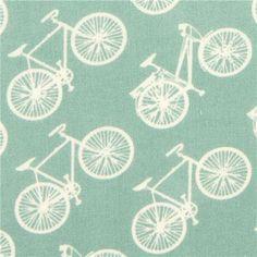 169240 türkiser birch Fahrrad Bio-Stoff aus