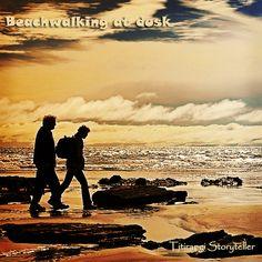 Beachwalking at Dusk