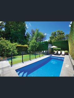 Having a pool sounds awesome especially if you are working with the best backyard pool landscaping ideas there is. How you design a proper backyard with a pool matters. Pool Paving, Swimming Pool Landscaping, Pool Fence, Swimming Pool Designs, Garden Pool, Backyard Landscaping, Landscaping Ideas, Backyard Pool Designs, Small Backyard Pools