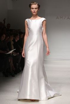 Preppy Wedding Gowns for the Second Time Around. #weddings #dresses #preppy