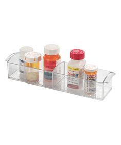 Medicine Cabinet Organizer with Handles