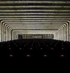 Cinema Center in Matadero de Legazpi / ch+qs arquitectos