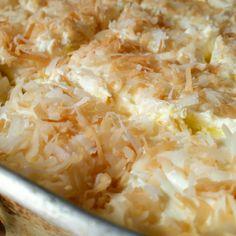 Aunt Elsie's Soda Cracker Lemon Torte