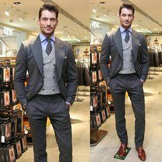 Our Prince 😍 #DavidGandy #PrinceCharming 💘 Love him wearing a #3piecesuit!! || #MaleModel #FashionIcon #Fashion #British #icon #menfashion #menwithstyle #Menswear #menwithclass #menlook #Charming #styleicon #Classy #BritishStyle #dapper #dapperman #stylish #Style #Supermodel #photoshoot #sartorial #tailored #event #glamour #bespoke #theblackdaggerbrotherhood #vishous