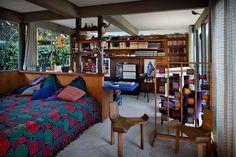 midcentury bedroom