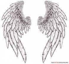 wing tattoos on shoulder - Google Search
