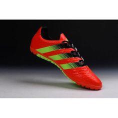separation shoes 36e59 a4cee Salg Adidas ACE Fodboldstøvler - Bedst 2017 Adidas ACE 15.1 TF Rod  Fodboldstovler