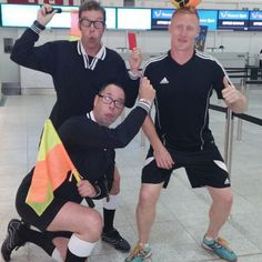 World cup fever is getting started at Gatwick this evening. #Lgwlive