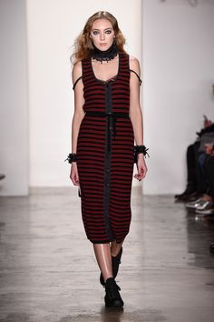 Adam Selman Fall/Winter 2016/2017 #NewYork  #nyfw #fashionshow #runway #fashion #AdamSelman Runway Fashion, Fashion Show, My Photos, Fall Winter, New York, Shirt Dress, Collections, Shirts, Dresses