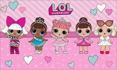 Risultato immagini per festa della lolo surprise Surprise Party Decorations, Lol Doll Cake, Doll Birthday Cake, Happy 6th Birthday, Doll Party, Fancy Nancy, Lol Dolls, Party Stores, Kids Rugs