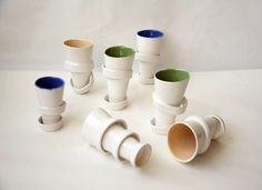 Cups in Orbit, design by Creative Line