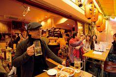 吉田類さんと下町大衆酒場の名店が集う浅草・立石を歩く