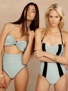 In love with these swimsuits