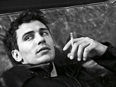 James Franco. Hands down, one of my favorite actors. Smoke and Lies.