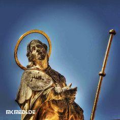 Markus Medinger Picture of the Day | Bild des Tages 10.02.2016 | www.mkmedi.de #mkmedi  #365picture #365DailyPicture #pictureoftheday #bilddestages #buildings #hdr  #instagood #photography #photo #art #pic #photographer #exposure #composition #focus #capture #moment  #kloster #statue #stcoloman #wachau  #stiftmelk #melk #niederösterreich #österreich #europa  @srs_buildings @viennatouristboard @wien @wachaublog