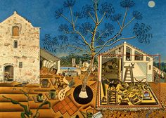 """A cool (and surreal) exhibit at the National Gallery of Art this summer: """"Joan Miro: Ladder of Years."""""""