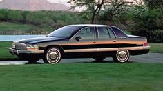 History and heritage: 1992 Buick Roadmaster Limited Edition
