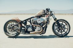 Salt Flat Harley - Chris Bridgewater Racing | Pipeburn.com