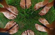 Chaco tans!!! The best part of summer<3