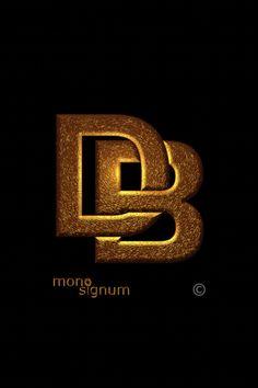 Db Logo Logos Typography Amp Design Db Logo Logo