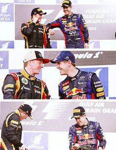 Kimi & Sebastian
